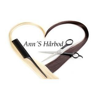 Ann's Hårbod logo