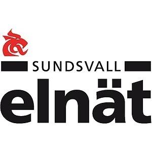 Sundsvall Elnät logo