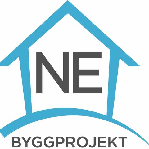 NE Byggprojekt AB logo