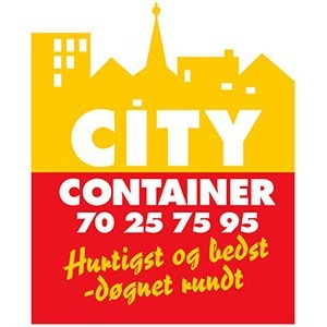 City Container Jylland A/S logo