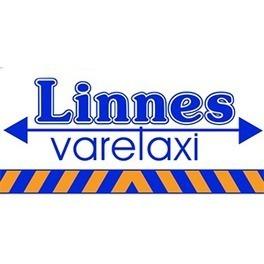Linnes Varetaxi logo