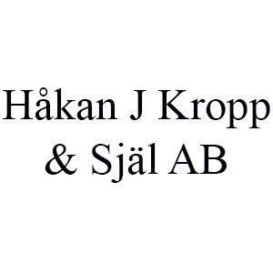 Håkan J Kropp & Själ AB logo