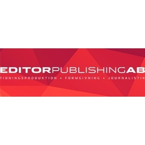 Editor Publishing AB logo