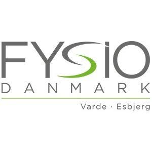 Fysio Danmark-Varde logo