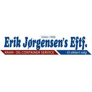 Erik Jørgensen Eftf. A/S logo