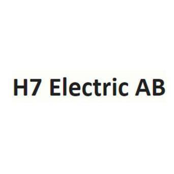 H7 Electric AB logo