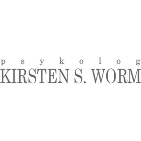 Psykologisk Rådgivning Og Terapi Kirsten Worm logo