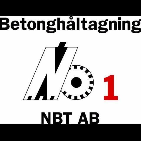 Betonghåltagning NBT AB logo