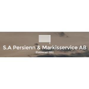 S.A. Persienn & Markisservice AB logo