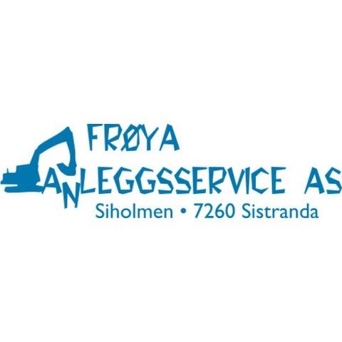 Frøya Anleggsservice AS logo