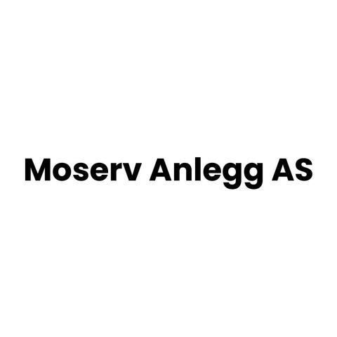 Moserv Anlegg AS logo