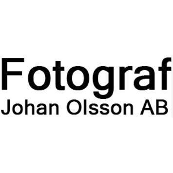 Fotograf Johan Olsson AB logo