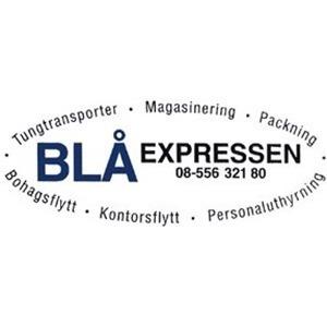 Blå Expressen AB logo