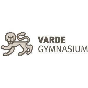 Varde Gymnasium S/I logo