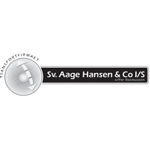Transportfirmaet Svend Aage Hansen & Co v/ Per Rasmussen logo