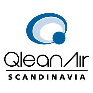 QleanAir Scandinavia logo