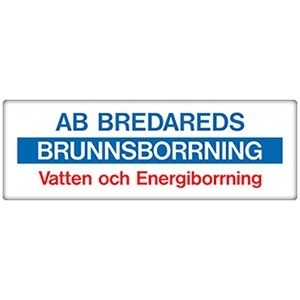 Bredareds Brunnsborrning AB logo
