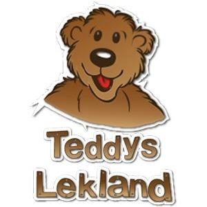 Teddys Lekland logo