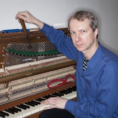 Piano och Musik Johannes Bergmark logo