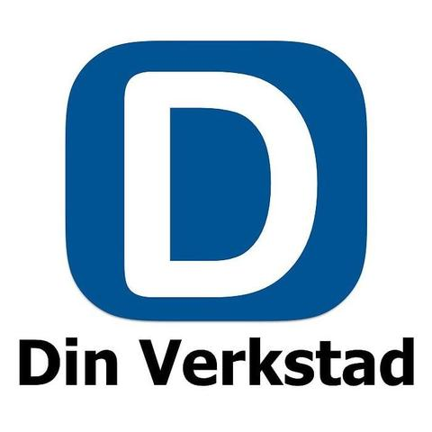 Din verkstad i Lund AB logo