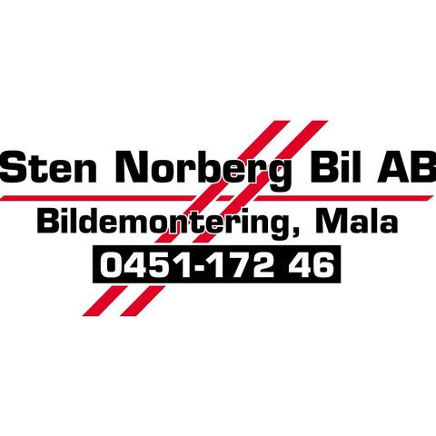 Norbergs Bil AB, Sten logo
