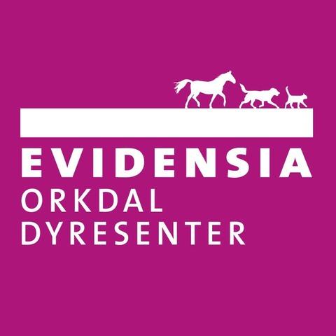 Evidensia Orkdal Dyresenter logo