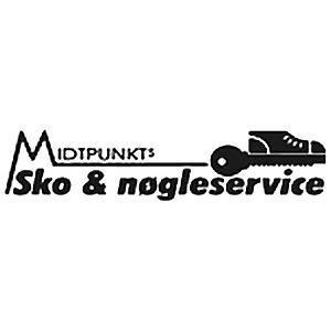 Hørsholm Midtpunkts Sko & Nøgleservice logo