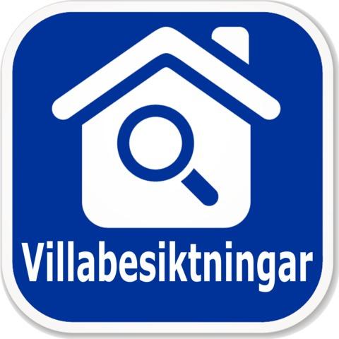 Villabesiktningar i Stockholm AB logo