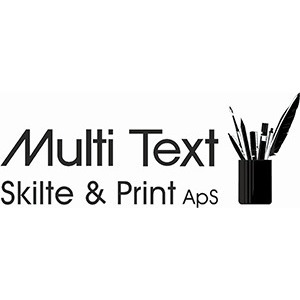 Multi Text Skilte & Print ApS logo
