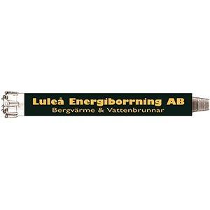 Luleå Energiborrning A logo