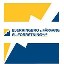 Bjerringbro & Fårvang El-Forretning ApS logo
