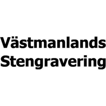 Västmanlands Stengravering logo