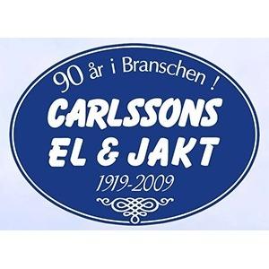 Carlssons El & Jakt AB logo