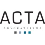 Advokatfirman ACTA logo
