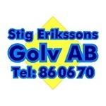 Stig Erikssons Golv AB logo