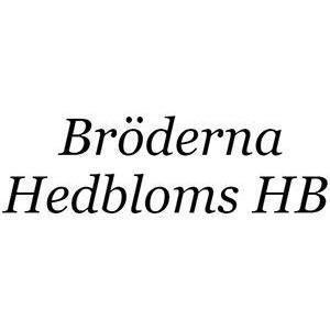 Hedbloms HB, Bröderna logo