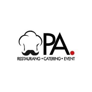 PA Restaurang Catering Event logo