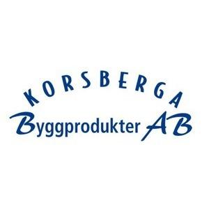 Korsberga Byggprodukter AB logo