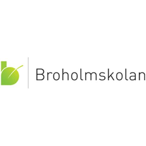 Broholmskolan logo