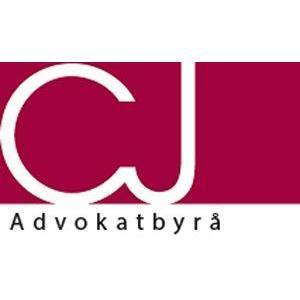 CJ Advokatbyrå logo