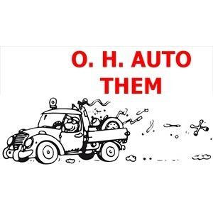OH Auto Them ApS logo