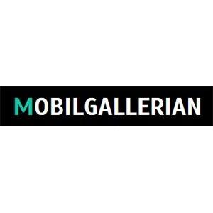 Mobilgallerian logo