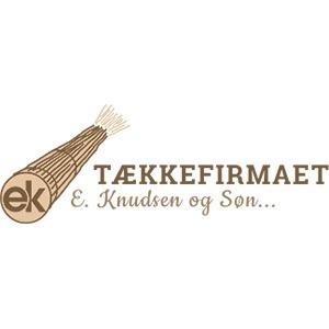 Tækkefirmaet E. Knudsen & Søn v/ H. Duedahl logo