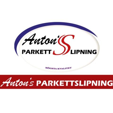 Antons Parkettslipning logo