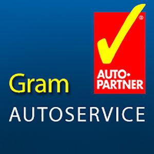 Gram Autoservice logo