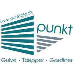 Punkt Gulve, Tæpper Og Gardiner v/Allan Larsen logo