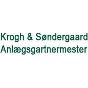 Anlægsgartner Krogh & Søndergaard logo