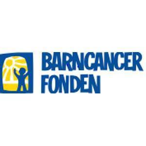 Barncancerfonden Norra logo