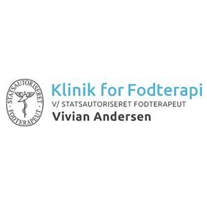 Klinik For Fodterapi v/ Vivian Andersen logo