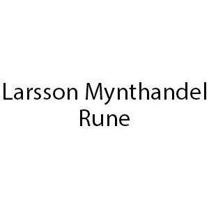 Larsson Mynthandel, Rune logo